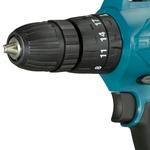 Parafusadeira Furadeira Impacto Velocidade Variável e Reversível 320W MAKITA HP0300