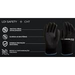 Luva de Proteção Antiviral 8010V ViroBlock by CHT LDI Safety