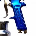 Pistola De Pintura Arprex 25A 1,8mm Alta Produção Caneca Em Alumínio