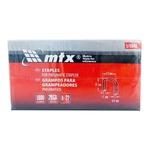 Grampos 22mm com 5000 Peças para Grampeador Pneumático 576649 Mtx