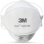Máscara PFF2 3M Aura 9320 + BR
