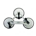 Ventosa Tripla De Alumínio Carga 100kg Mtx Transporte Vidro