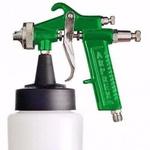 Pistola de Pintura Baixa Produção Tipo Sucção com Bico de 1,2mm MOD. 4CP ARPREX