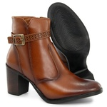 BOTA CANO CURTO DEGRIFFE 9035 - WHISKY