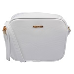 KIT BOLSA + SCARPIN FACTOR FASHION SALTO ALTO - BRANCO