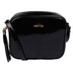 KIT BOLSA + SCARPIN FACTOR FASHION SALTO ALTO - PRETO