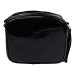 KIT BOLSA + SCARPIN FACTOR FASHION SALTO MEDIO- PRETO