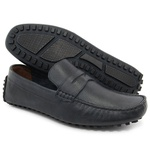 Mocassim Masculino Polo-city California 3391 Azul