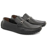 Mocassim Masculino Polo-city California 3392 Preto