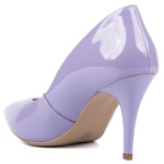 SCARPIN FACTOR FASHION SALTO MEDIO- LAVANDA