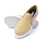 CASUAL FEMININO SHOES GRAND SLIP ON 9600/3 NUDE