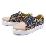 Casual Shoes grand 9620/2 Floral Nude