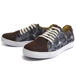 Casual Masculino Shoes Grand 1141/2 Floral Terra