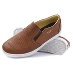 Casual Masculino Shoes Grand 1143/1 Whisky Diamond