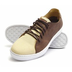 Casual Masculino Shoes Grand 1145/1 Tabaco