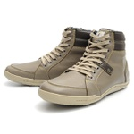 Bota Casual Masculina Shoes Grand 801/2 Cascalho /Café