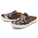 Mule Masculino Shoes Grand 165/4 Floral Tropical