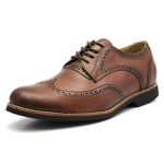 Sapato Social Oxford Shoes Grand 6810/1 Whisky