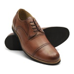 Sapato Social Oxford Shoes Grand 6815/1 Whisky