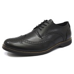Sapato Social Oxford Shoes Grand 6900/2 Preto