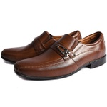 Sapato Social Shoes Grand 1435/3 Tabaco