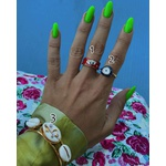 Mix Anéis e Bracelete