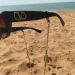 Corrente para Óculos Golden Eye