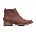 Botina Roper Leather Sole Vimar boots 82100 Dallas Terra