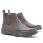 Rancher Boot X Black Horse 87029 Mustang Oil Brown