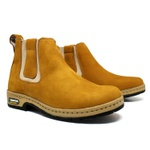 Boot Agriculture Masculino Marconi 7111 Nobuck Milho