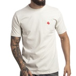 Kit Tênis Destroyer Canadian + Camiseta Bege Algodão Canadian