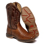 Workboot Armadillo High Country 1255 Floater Ferrugem
