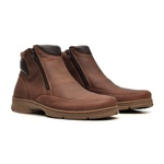 Rancher Boot Stockman High Country 1037 Mustang Oil Castanho