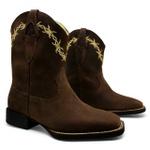 Bota Texana Feminina Fidalgo 24241 C. Horse T.Moro