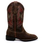 Bota Texana Feminina Fidalgo 24244 C.Horse T.Moro