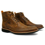 Bota Oxford Masculina S.P.K 7877 Destroyer Pinhão