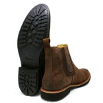 Botina Anatômica Masculina S.P.K 7735 Destroyer Brown