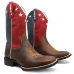 Bota Texana Masculina High Country 7997 Crazy Horse Café