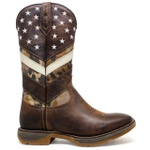 WorkBoot Decimator High Country 4739 Crazy Oil Café