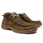 Tênis Destroyer High Country 1005 Full-Grain Camel