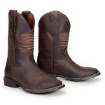 Western Boot TXS Welt Vimar 81283 Crazy Oil Café