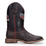Western Boot TXS Welt Vimar Boots 81293 Dallas Café