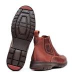 Rancher Boot Black Horse 87025 Fossil Sella