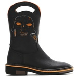 Workboot Gravity Skull Western High Country 1788 Crazy Horse Preto