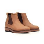 Botina Infantil Vimar Boots 13001 Mustang Oil Tan