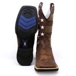 Bota Texana Masculina High Country 7606 Crazy Horse Café
