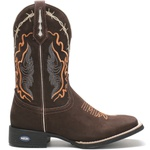 Bota Texana Masculina High Country 2288 Bufallo Café