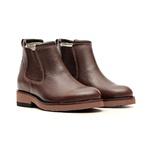 Botina Infantil Vimar Boots 13001 Floater Brown