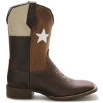 Bota Texana Marconi Boots 1024 Crazy Horse Café