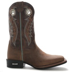 Bota Texana King Ranch 1735 Mad Dog Castanho